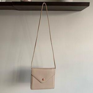Handbags - Small tan crossbody bag